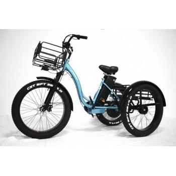 Электровелосипед GreenCamel Трайк-F (R26FAT 1000W 48V 20.3Ah)