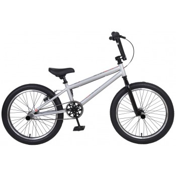 Велосипед BMX TECH TEAM STEP ONE 2021 Белый (Серый)