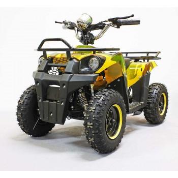 Квадроцикл GreenCamel Гоби K40 Желтый