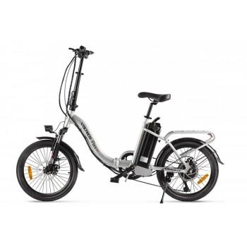 Электровелосипед Volteco FLEX Серебристый