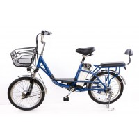 Электровелосипед ELBIKE DUET
